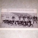UNIVERSITY OF IOWA 1921 FOOTBALL TEAM PHOTO