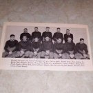 NOTRE DAME ROCKNE 1930 FOOTBALL TEAM PHOTO