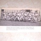 UNIVERSITY OF CALIFORNIA 1948 FOOTBALL TEAM PHOTO