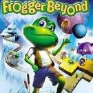 Xbox Frogger Beyond Game Manual