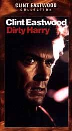 Clint Eastwood DIRTY HARRY VHS Movie 2000
