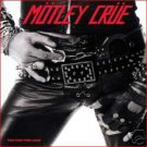 MOTLEY CRUE TOO FAST FOR LOVE CASSETTE 1982