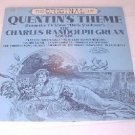 Quentin's Theme TV Dark Shadows LP Record Charles Grean