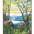 Louis Comfort Tiffany USA Postage Stamo 2007 Art