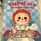 RAGGEDY ANN And ANDY 2 Little Golden Books 1977-82