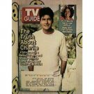 TV GUIDE October 2004 Charlie Sheen Oprah Lost