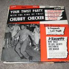 Chubby Checker Your Twist Party Vinyl Record Album LP