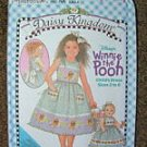 Simplicity 7199 Daisy Kingdom Winnie the Pooh Dress 5-8
