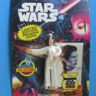 STAR WARS PRINCESS LEIA Figure Topps Card