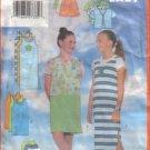 Butterick 5502 Girls Top Dress Skirt Pants 12-161998