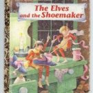 The Elves and the Shoemaker Little Golden Book 207-64