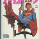 MAD MAGAZINE No, 243 Dec. 1983 SUPERMAN III Cover