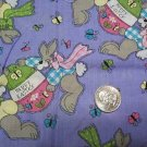HAPPY EASTER JELLY BEAN PARADE GENERAL FABRICS