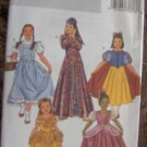 Butterick 4320 Wizard of Oz Snow White 5 Costumes