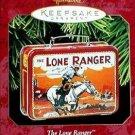 1997 HALLMARK LONE RANGER LUNCHBOX ORNAMENT NIB