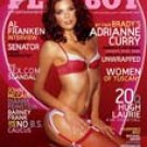 PLAYBOY MAGAZINE February 2006 ADRIANNE CURRY