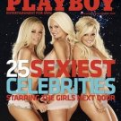 Playboy Magazine March 2008 Sex Music Issue