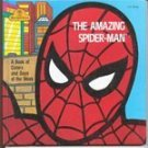 Amazing Soider-Man Colors and Days of the Week 1977