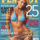 Playboy Magazine March 2006 Jessica Alba