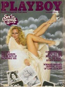 Playboy Magazine November 1979 Phyllis McCreary