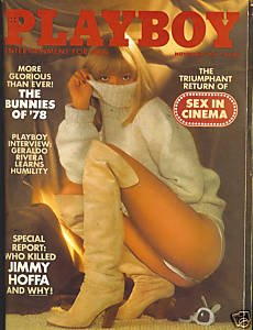 Playboy Magazine November 1978 Monique St Pierre