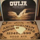 OUIJA Mystifying Oracle William Fuld Board Game 1972