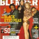 Blender Magazine March 2006 Black Eyed Peas