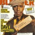 Blender Magazine April 2006 Dave Chappelle