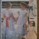 Little Vogue Party Dress Girls 4-6 1990