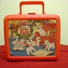 Walt Disney 101 Dalmatians Aladdin Lunchbox