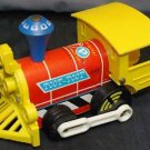 Fisher Price 643 Toot Toot Train Pull Toy 1964