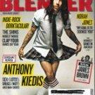 Blender Magazine March 2007 Anthony Kiedis