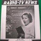 National Radio TV News Mobile Two Way Radio