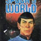Star Trek Spock's World Diane Duane 1989 Sci-Fi