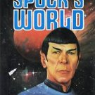 Star Trek Spock's World by Diane Duane 1988 Sci-Fi