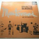Operetta Memories Mantovani and His Orchestra LP