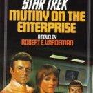 Star Trek Mutiny on the Enterprise Robert E, Vardeman 1983 Sci-Fi