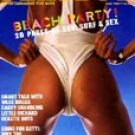 Playboy Magazine July 1987 BEACH PARTY Sun Surf Sex