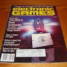 Electronic Games Magazine January 1985