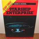 Star Trek Starship Enterprise Shuttlecraft Galileo Models 1990