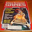 Electronic Games Magazine May 1984