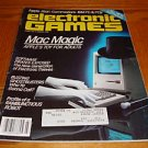 Electronic Games Magazine Marchl 1985