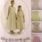 McCall's 2133 Dress and Jacket Girls 4-6 1997