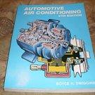 Automotive Air Conditioning 5th Edition Boyce Dwiggins 1983