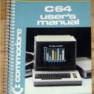 Commodore C64 User's Manual 1984