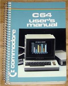 Commodore C64 User's Manual 1984