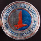 Eastern Air Lines Great Silver Fleet Luggage Label 1940s