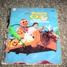 Return to Oz Escape From the Witch's Castle Little Golden Book