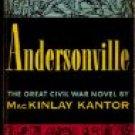 Andersonville MacKinley Kantor 1957 Civil War