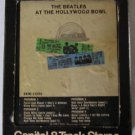 The Beatles at the Hollywood Bowl 8 Track Tape 1977
